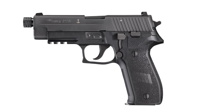 Featured SIG SAUER P226 Navy Seals TB