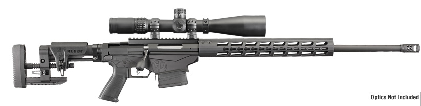 Featured Ruger Precision Rifle .308 Gen2 Model Number: 18004