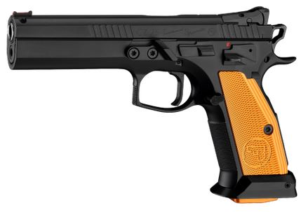 Featured CZ75 Tactical Sport Orange