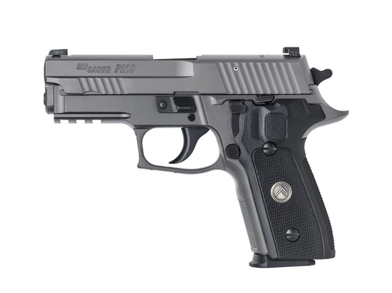 Featured SIG SAUER P229 Legion 9mm
