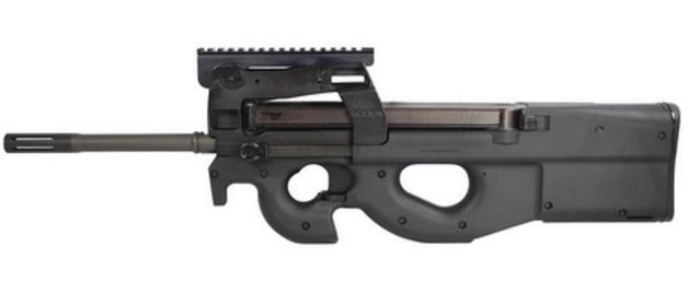 Featured FNH PS90 Semi-Auto 5.7 x 28mm
