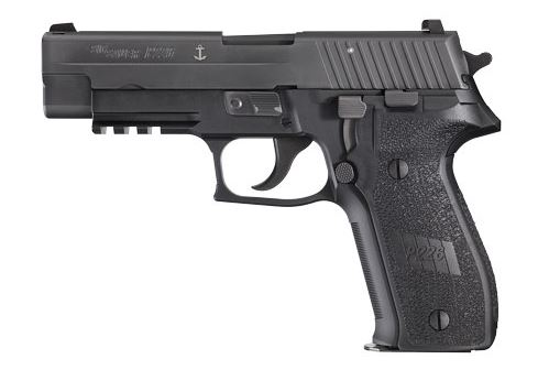 Featured SIG SAUER P226 Navy Seals 9mmPara