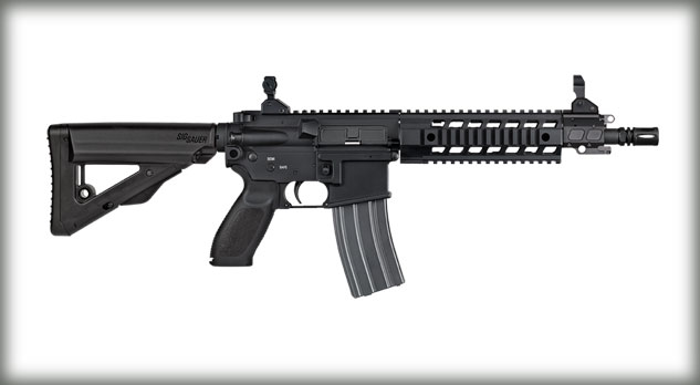 Featured SIG 516 Patrol CQB 5.56 Nato